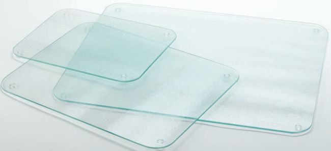 X Glass Worktop Protector