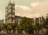 Westminster Abbey, London - Glass Worktop Saver