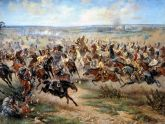Battle of Friedland 1807 by Mazurovskii Victor by Mazurovskii Victor - Chopping Board